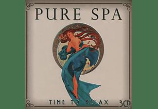 VARIOUS - Pure Spa  - (CD)