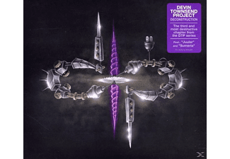 Devin Townsend Project - Deconstruction  - (CD)