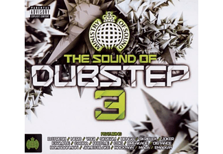 Ministry Of Sound Pres. - The Sound Of Dubstep 3 - (CD)