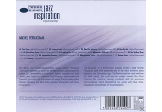 Michel Petrucciani - Jazz Inspiration:Petrucciani  - (CD)
