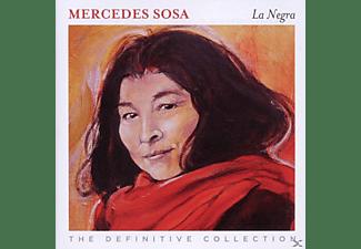 Mercedes Sosa - La Negra: The Definitive Collection  - (CD)