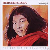 Mercedes Sosa - La Negra: The Definitive Collection [CD]