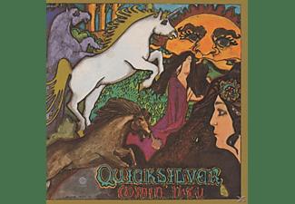 "Quicksilver Messenger Service - ""Comin' Thru""""""  - (CD)"