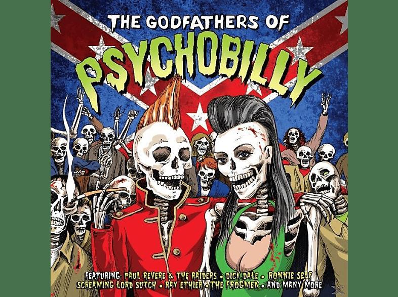 VARIOUS - GODFATHERS OF PSYCHOBILLY [Vinyl]