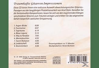 Arndt Stein - Traumhafte Gitarren-Impressionen  - (CD)
