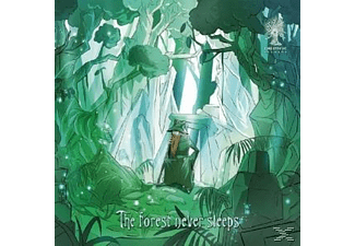 VARIOUS - The Forest Never Sleeps  - (CD)
