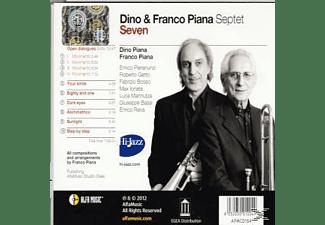 Dino & Franco Piana Septet - Septet Seven  - (CD)