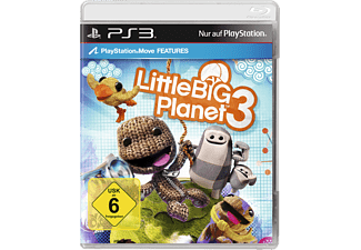 LittleBigPlanet 3 - [PlayStation 3]