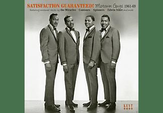 VARIOUS - Satisfaction Guaranteed-Motown Guys 1961-69  - (CD)