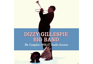 Dizzy Gillespie Big Band - The Complete 1956-57 Studio Sessions - (CD)