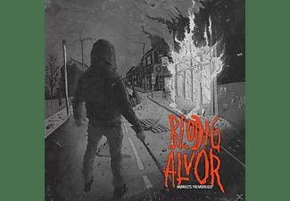 Blodig Alvor - Morkets Frembrudd  - (CD)