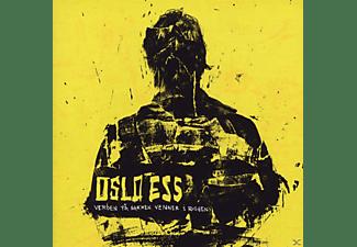 Oslo Ess - Verden Pa Nakken, Venner I Ryggen  - (CD)