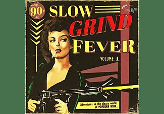 VARIOUS - Slow Grind Fever 01  - (Vinyl)