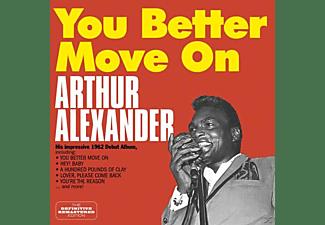 Arthur Alexander - You Better Move On  - (CD)