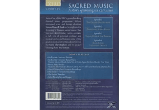 The Sixteen - Sacred Music  - (DVD)