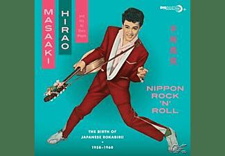 "Masaaki Hirao - Nippon Rock'n'roll (10"" Lp)  - (Vinyl)"