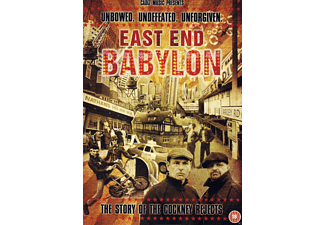EAST END BABYLON - THE STORY OF THE COCKNEY REJECT DVD