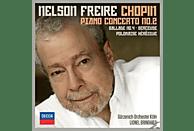 Nelson Freire - Chopin: Klavierkonzert 2 [CD]