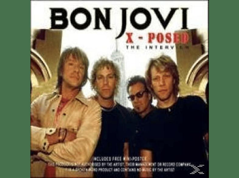 Bon Jovi - X - Posed: The Interview [CD]