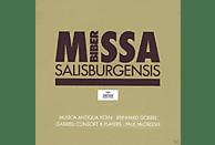 VARIOUS, McCreesh/Goebel/MAK/Gabrieli Consort - Missa Salisburgensis/+ [CD]