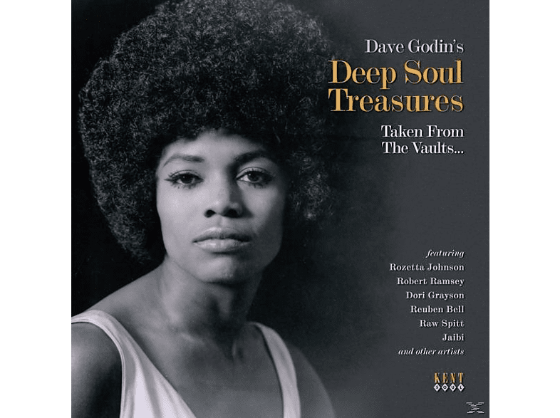 VARIOUS - Dave Godin's Deep Soul Treasures Taken From The Va [Vinyl]