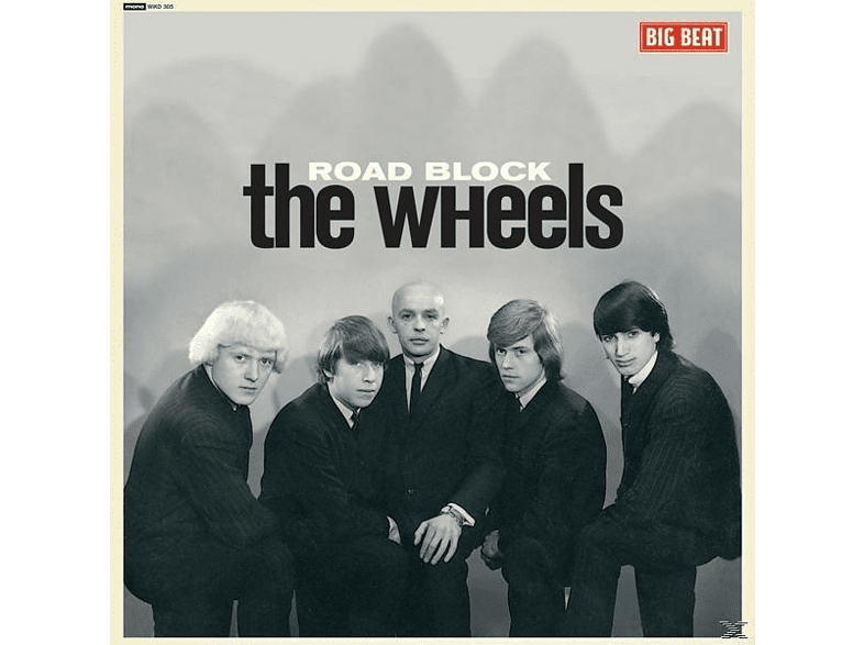 The Wheels - Road Block [Vinyl]