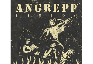 Angrepp - Libido (Digipak)  - (CD)