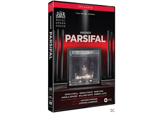 VARIOUS, Orchestra Of The Royal Opera House - Parsifal  - (DVD)