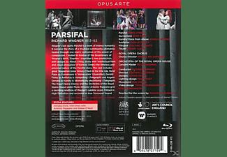 The Royal Opera House - Parsifal  - (Blu-ray)