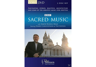 The Sixteen - Sacred Music - (DVD)