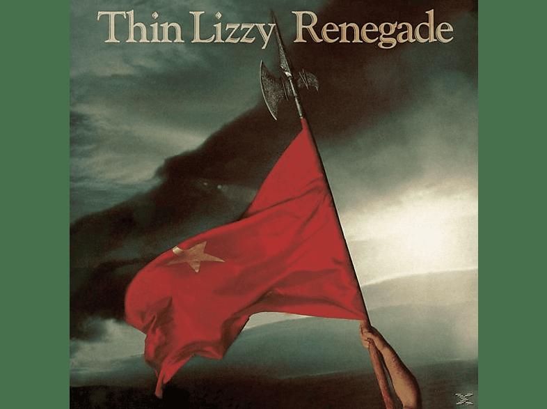 Thin Lizzy - Renegade (Limited Black To Black LP) [Vinyl]