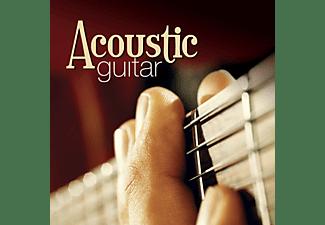 VARIOUS - Acoustic Guitar  - (CD)