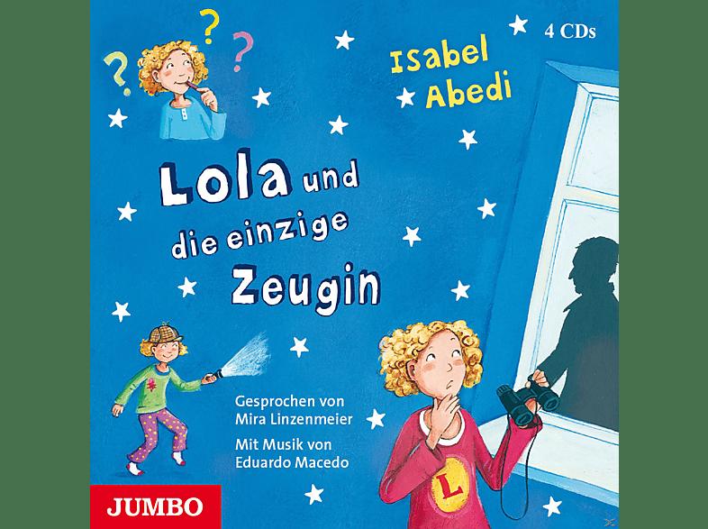 Lola und die einzige Zeugin - (CD)