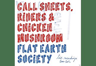 Flat Earth Society - Call Sheets, Riders & Chicken Mushroom  - (CD)
