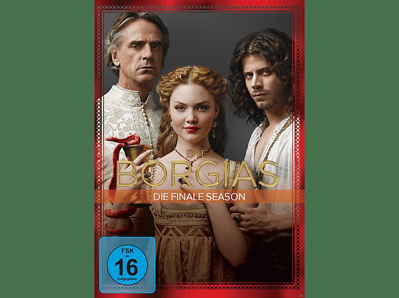 Die Borgias - Season 3 [DVD]