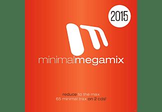 VARIOUS - Minimal Megamix 2015  - (CD)