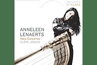 Brussels Philharmonic, Anneleen Lenaerts - Harp Concertos [CD]