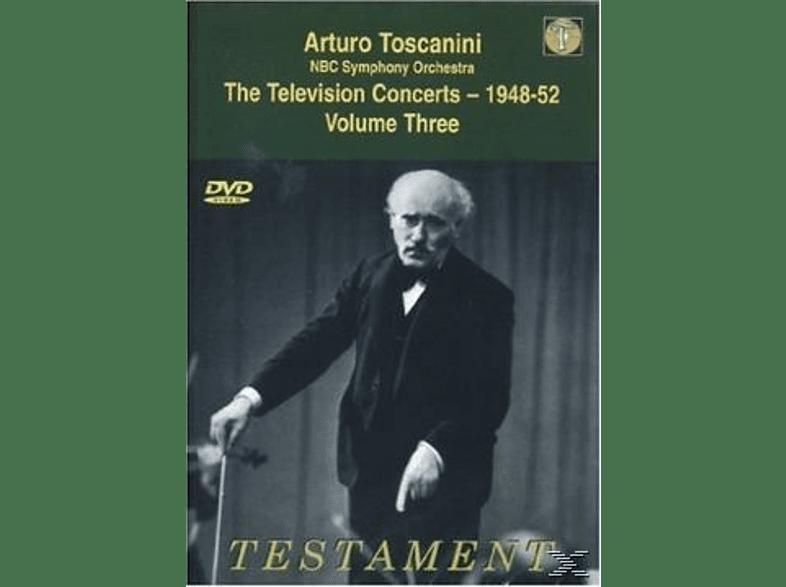 - Arturo Toscanini - The Television Concerts 1948-1952 - Folge 3 [DVD]