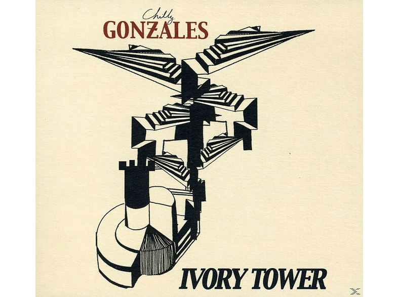 Chilly Gonzales - Ivory Tower [CD]