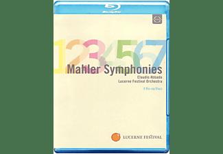 Lucerne Festival Orchester - Mahler Symphonies 1-7  - (Blu-ray)