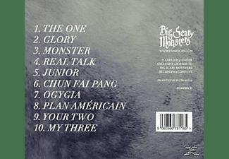 Axes - Glory  - (CD)
