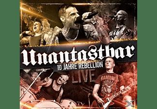 Unantastbar - 10 Jahre Rebellion-Live  - (CD + DVD Video)