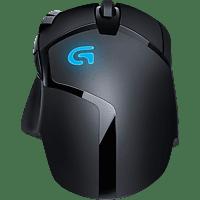 LOGITECH G402 Gaming Maus, Schwarz