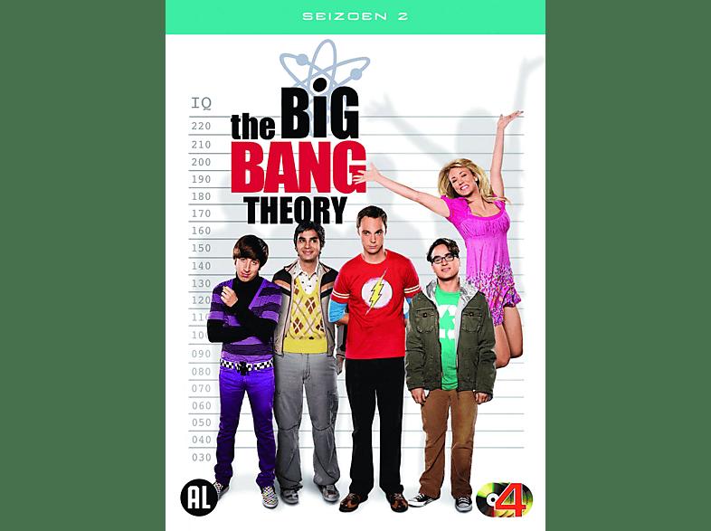 The Big Bang Theory - Seizoen 2 - DVD