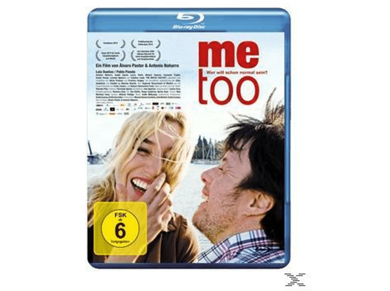 Me Too - Wer will schon normal sein? [Blu-ray]