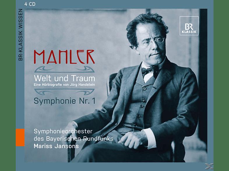 Jansons & Br So - Welt Und Traum-Sinfonie 1 - (CD)