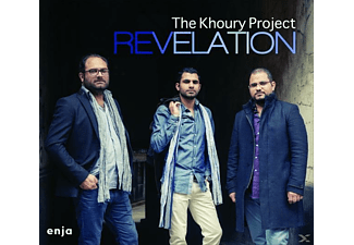 Khoury Project - Revelation  - (CD)