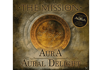 The Mission - Aura / Aural Delight - (CD)