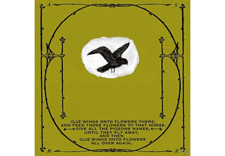A SILVER MT.ZION - Horses In The Sky  - (Vinyl)