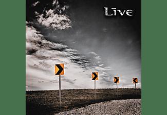 Live - The Turn  - (CD)